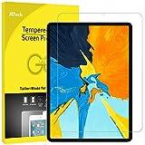 JETech Pellicola Protettiva iPad PRO 11 Pollici (Rilascio 2018 da Bordo a Bordo Display Liquid Retina), Vetro Temperato Film