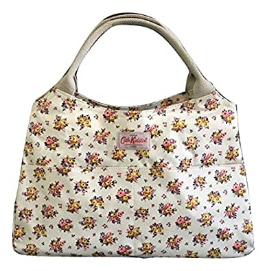 cath kidston damen tote tasche elfenbein elfenbeinfarben schuhe handtaschen. Black Bedroom Furniture Sets. Home Design Ideas