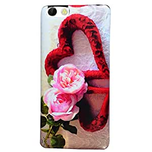 Shopme Printed Designer Back cover_3805_for Panasonic P55 Novo