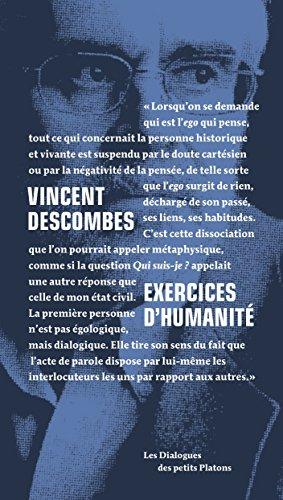 Exercices d'humanité