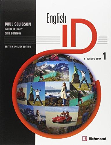 ENGLISH ID BRITANICO 1  STUDENT'S BOOK - 9788466821858