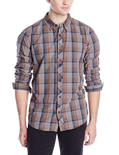 O'Neill - - Herren Casbar Woven, X-Large, Navy (Oneill-shirt Woven)
