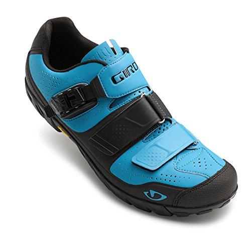 Giro Terraduro - Chaussures Homme - bleu/noir 2017 chaussures vtt shimano Blue Jewel/Black