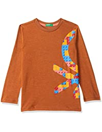 United Colors of Benetton Boy's Regular fit T-Shirt
