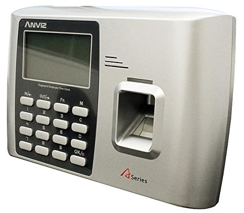 Fingerprint & RFID Time Attendance System with Keypad Time
