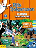 Nils Holgersson - Die Original Zeichentrick-Serie, Staffel 3 (Folge 36-52) [3 DVDs]