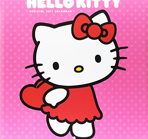 Hello Kitty Calendar 2017 Square