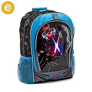Sac à dos Star Wars lumineux pour enfants