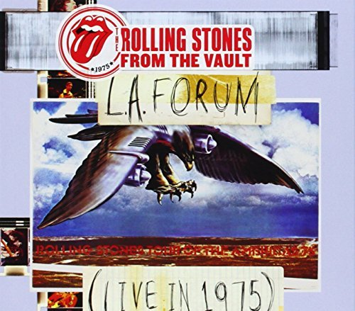 From The Vault - L.A. Forum (Live In 1975) [2 CD/DVD Combo] by Rolling Stones (2014-08-03)