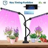 Lovebay LED Pflanzenlampe,2019 automatische EIN-und Ausschalt LED Grow Light...
