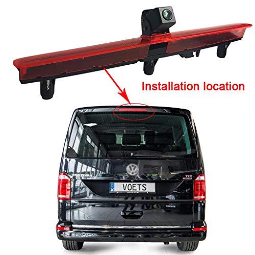 Dynavision Auto Bremsleuchte Rückfahrkamera für VW T5 Bus Transporter Multivan Caravelle