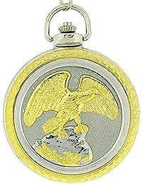 Boxx m5099.02–Pocket watch metal strap, silver