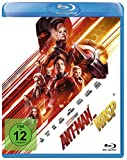 Ant-Man and the Wasp [Blu-ray] - Mit Paul Rudd, Michael Douglas, Evangeline Lilly, Michelle Pfeiffer, Laurence Fishburne