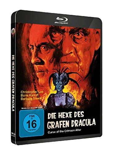 Die Hexe des Grafen Dracula - Uncut - Limitiert auf 333 Stück [Blu-ray]