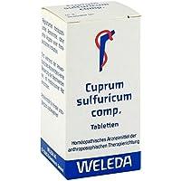 CUPRUM SULFURICUM comp.Tabletten 100 St preisvergleich bei billige-tabletten.eu