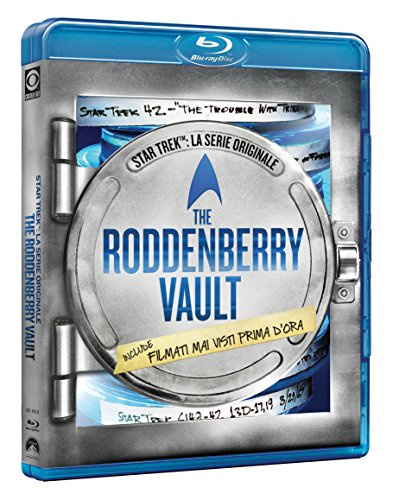 Star Trek: The Roddenberry Vault (3 Blu-Ray)