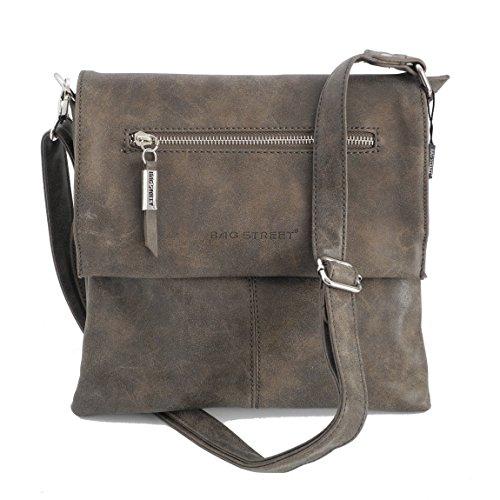 Bag street sac bandoulière décontracté tendance, city-shoppertasche zMOKA propose de style rustique