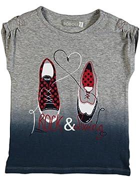 boboli Mädchen T-Shirt STRETCH KNIT, Gebatikt