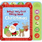 Baby's Very First Noisy Book Christmas (Baby's Very First Books)