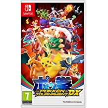 Pokken Tournament Dx [Nintendo Switch] (CDMedia Garantili)