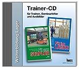 Trainer-CD Weiterbildung Lager, 1 CD-ROMfür Trainer, Seminarleiter und Ausbilder. Aus Fit am Stapler und Fit im Lager