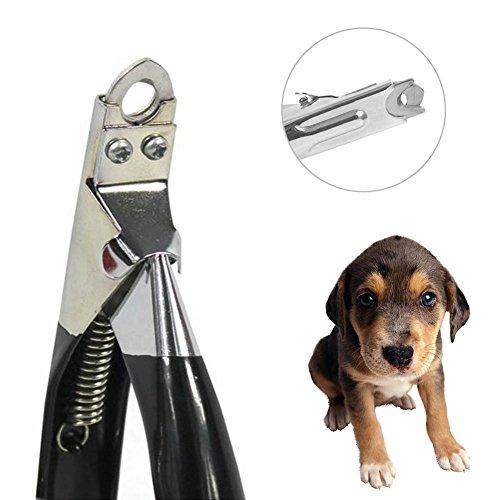 Coscelia Hund Nagelknipser Krallenschneider Krallenschere Haustier Nagelschere -2# - 5
