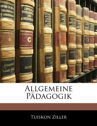 Allgemeine Pdagogik