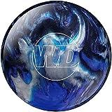 WD Columbia 300 White Dot Boule de bowling Bleu Blue/black/silver 8 lb lb