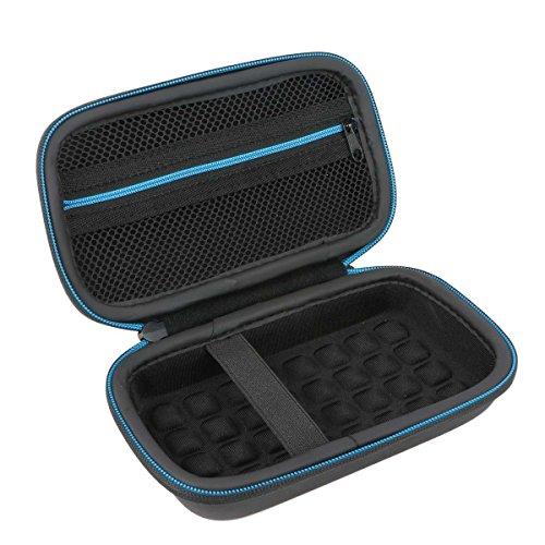 Galleria fotografica Per RAVPower Caricabatterie Portatile da 22000mAh (3 Porte USB iSmart 2.0 )Custodia trasporto portatile Bag di Markstore