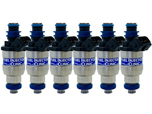 fic-is146-0750-750cc-toyota-supra-7mgte-fuel-injector-clinic-set-low-z-by-fuel-injector-clinic