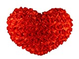 Deals India Red Rose Heart Soft Plush - ...