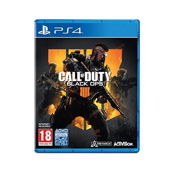 Activision 221753-1 Call of Duty Black Ops  (PS4) 51dKoETIm1L