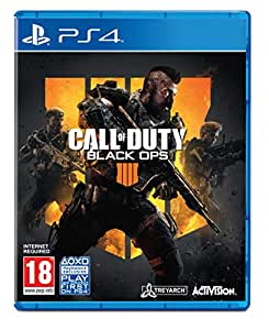 Call of Duty: Black Ops 4 - Standard Edition (PS4)