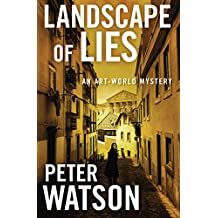 Landscape of Lies: An Art-World Mystery (English Edition)