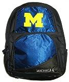 Forever Collectibles NCAA Michigan Wolverines High End Rucksack, eine Größe, blau