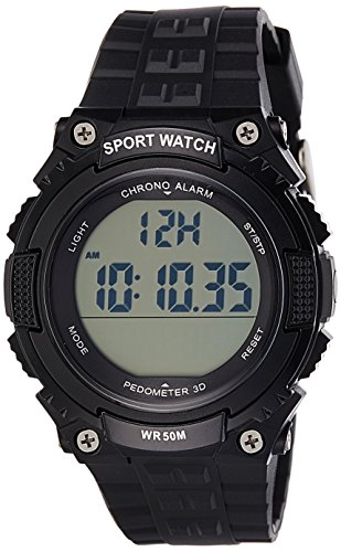 Skmei 1112BB  Digital Watch For Unisex