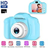 TWISHA ENTERPRISE Kids Camera,Digital Camera for Kids Gift Camera for Kids 3-10 Year Old Mini 2.0 Inch Screen HD 1080P Video Recorder Children Toy Camera Color Pink,Blue