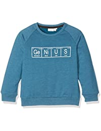 NAME IT Mädchen Sweatshirt Nitvalexander Ls Bru Swe Mini