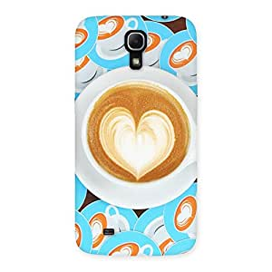 Neo World Coffee Foam Back Case Cover for Galaxy Mega 6.3