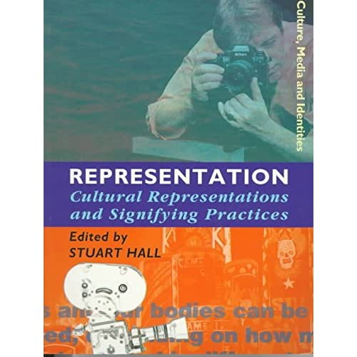 [(Representation : Cultural Representations and Signifying Practices)] [Edited by Stuart Hall] published on (April, 1997)