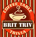Brit Triv. Coffee Table Trivia Game
