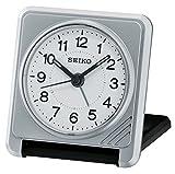 Seiko QHT015S Travel Alarm Clock, Silver - Best Reviews Guide