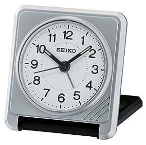 Réveil de voyage Seiko QHT011W, blanc