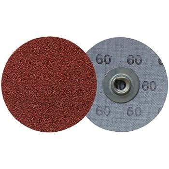 KLINGSPOR Quickchange Disc QMC 412 50 MM//Pack of 100//240 Grain 295205