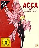 ACCA - Gesamtedition Episode 01-12 [3 DVDs]