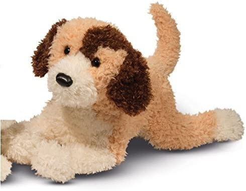 Spumoni Spumoni Spumoni Tri-Color Labradoodle 23 inch Stuffed Animal Douglas Cuddle Toys (1863) by Douglas Cuddle Toys 31912a