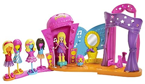 Polly Pocket - Y6715 - Poupée - Mode en Scène