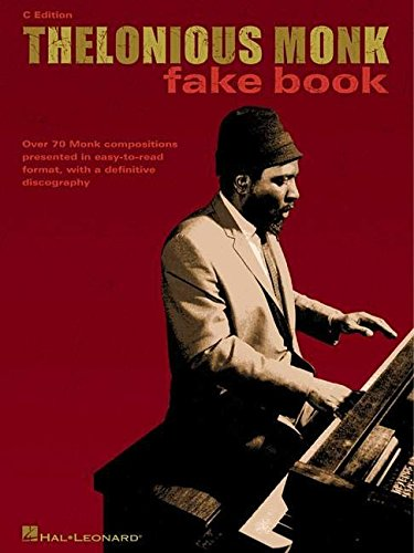 Thelonious monk fake book instruments en do (Fake Books)