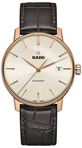 Rado Coupole Classic Leather Automatic Mens Watch R22861115