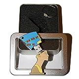 Souvenir Berlin Nofretete | Geschenkidee: USB-Stick mit Schlüsselanhänger in Form der Königin...